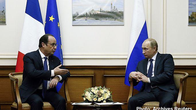 Tensione tra Mosca e Parigi a causa delle diverse posizioni sulla guerra in Siria