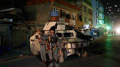 Deadly gun attack on a Shiite shrine in Kabul
