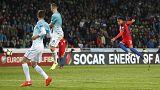 Vb 2018 - Győztes gól a 95. percben