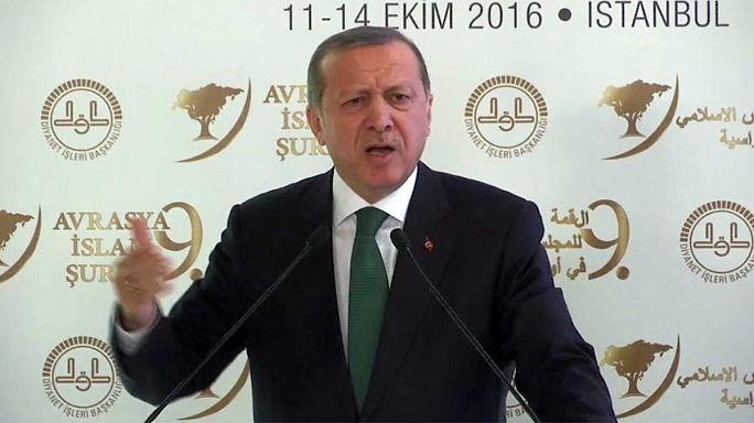 أردوغان للعبادي: أنت لست نظيري وسنمضي قدما في طريقنا