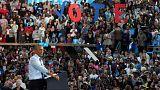 USA 2016 : Obama en Caroline du Nord pour convaincre les indécis