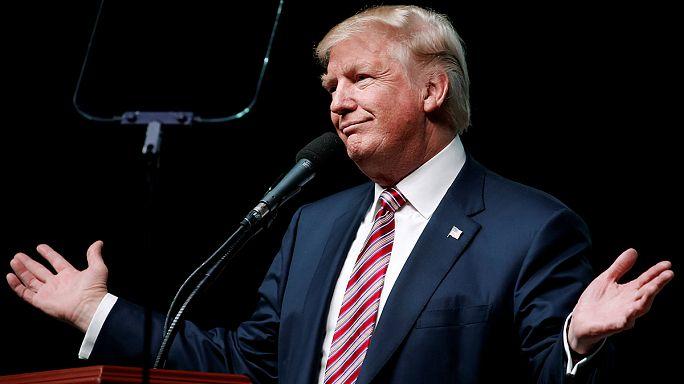 Donald Trump explota contra Clinton las filtraciones de WikiLeaks