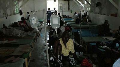 Haïti craint un pic d'épidémie de choléra après l'ouragan