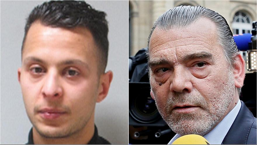Abdeslam stays silent, his legal team gives up
