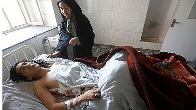 Trauer in Kabul nach Überfall auf Schiiten-Schrein