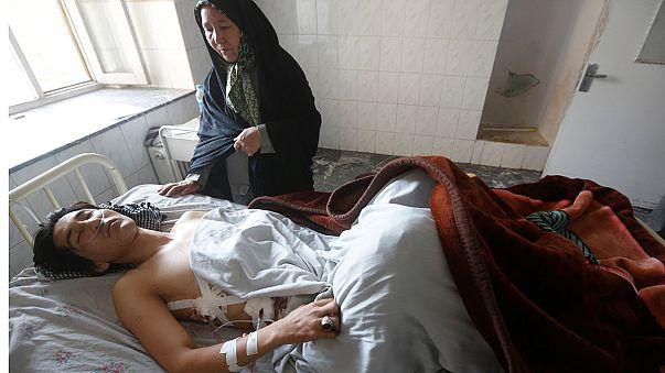 Many die in attack on Shi'ite shrine in Kabul