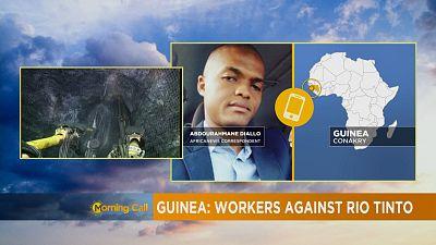 Guinée : Des travailleurs en colère [The Morning Call]