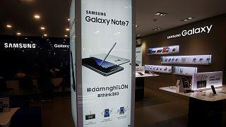 Το «Βατερλό» του Galaxy Note 7 κλονίζει την Samsung