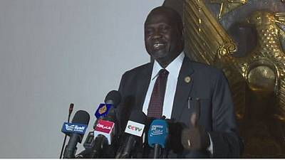 Riek Machar leaves Khartoum for 'medical tests' in South Africa