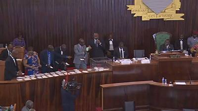 Le projet de la nouvelle constitution approuvé par l'assemblée ivoirienne