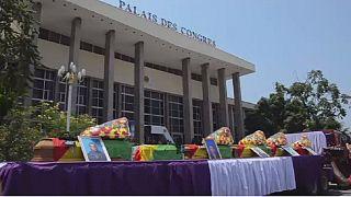 L'hommage du Congo aux victimes du département du Pool