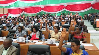 Burundi MPs vote by landslide to leave International Criminal Court