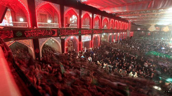 Shiites mark Ashura Day with Karbala pilgrimage