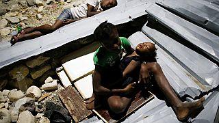 Haïti : plus de 100 000 élèves dans la rue après le passage de l'ouragan Matthew