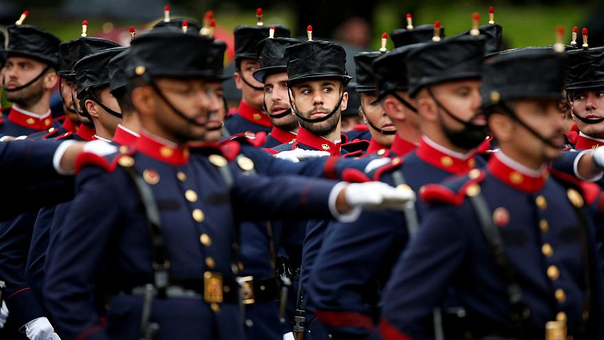 اسبانيا تحتفي بعيدها الوطني