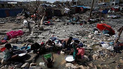 Cholera emergency hits Haiti