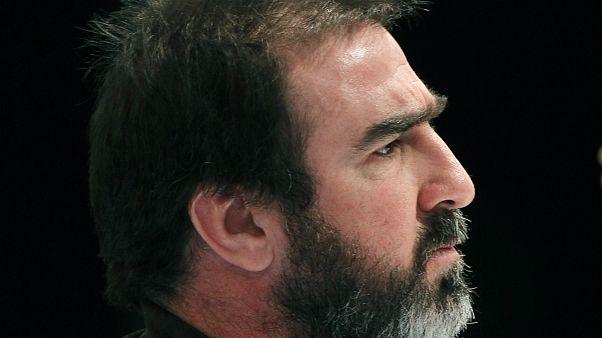 """Eric Cantona: """"O vinho em Portugal é muito, muito bom"""""""