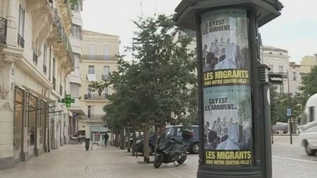 Francia, sindaco di Beziers lancia una campagna choc contro i migranti