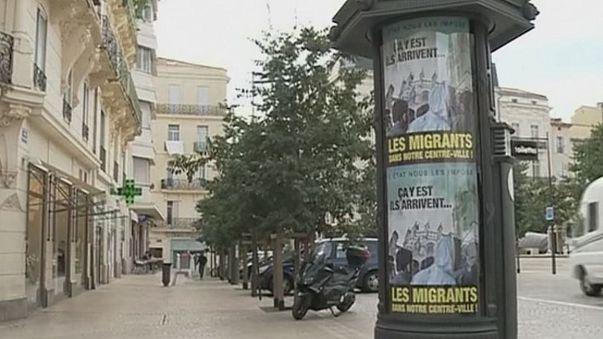 اعلان لعمدة بيزييه الفرنسية ضد اللاجئين يثير غضبا