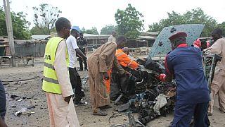 Bomb blast in Nigeria kills 18