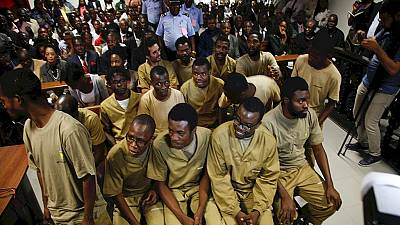 17 Angolan activists granted amnesty