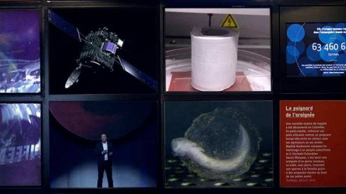 Adieu Rosetta !