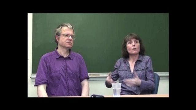 Claire Voisin, médaille d'or du CNRS