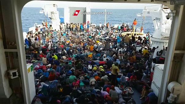 M. Renzi : pas de réfugiés, pas de fonds européens