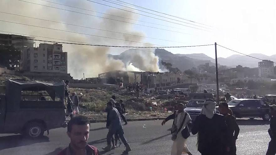 US 'destroys three Houthi-controlled sites in Yemen' in retaliation for attacks on Navy