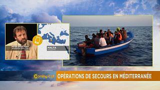 Opérations de secours en méditerranée [The Morning Call]