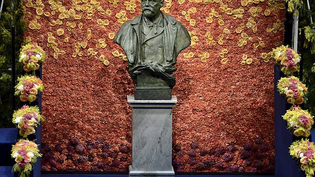 What do you know about the Nobel Prize for literature?