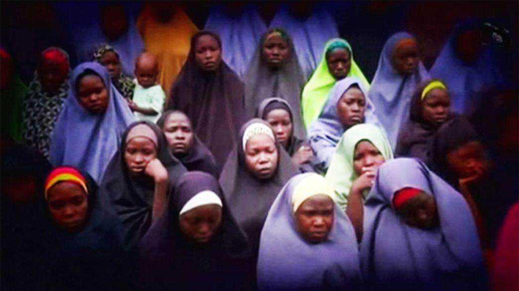 Liberan a 21 de las más de 200 niñas secuestras hace dos años por Boko Haram en la escuela de Chibok