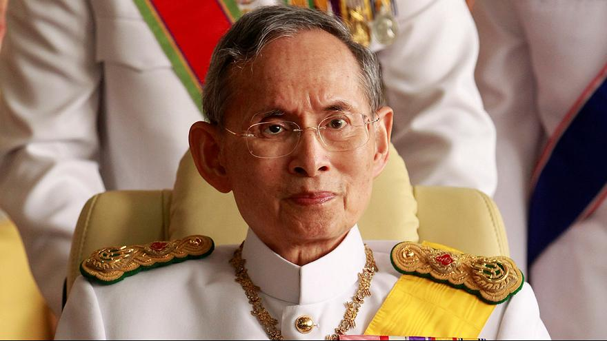 Thai King Bhumibol dies at 88