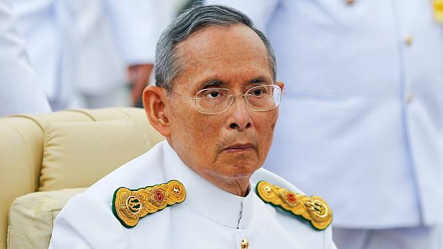 Король Таиланда Рама IX: более 70 лет на троне