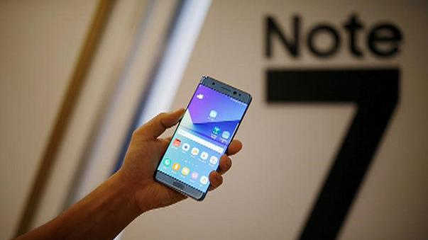 Samsung launches Note 7 refund programme