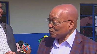 Jacob Zuma a fait appel d'une décision judiciaire le concernant
