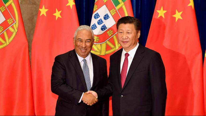 Portugal abre base das Lajes a eventual utilização pela China
