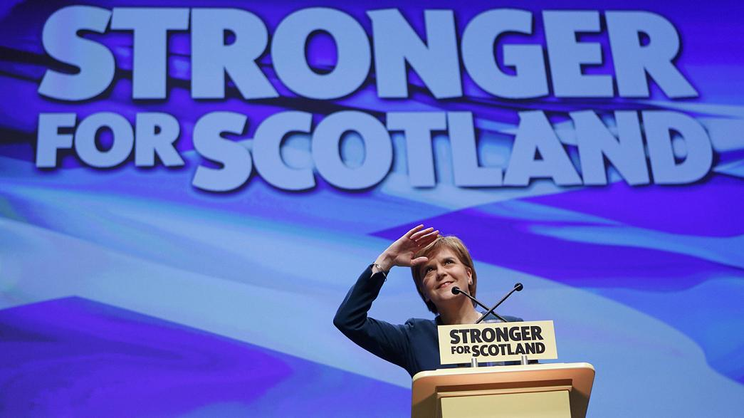 Escocia impulsa un nuevo referéndum de independencia