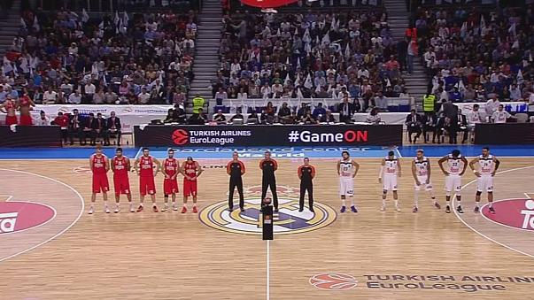 Real Madrid begin new EuroLeague era with Olympiacos victory
