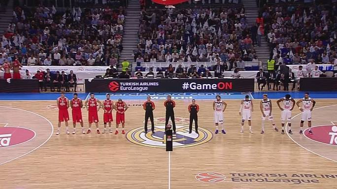 Basket, Eurolega: Real Madrid batte Olympiacos