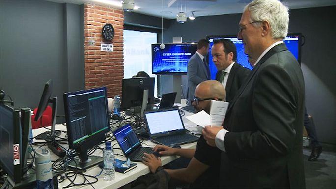 أثينا: أكبرتدريب ضد هجمات إلكترونية محتملة في أوروبا