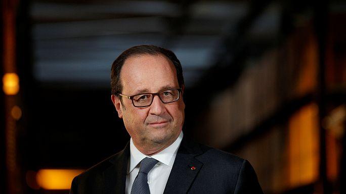 """Fransa Cumhurbaşkanı Hollande: """"Fransa'nın İslam'la sorunu var"""""""