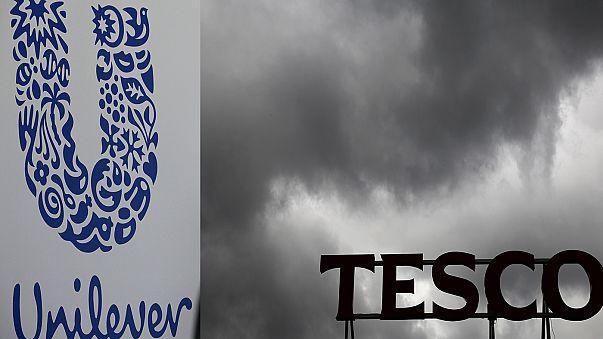 İngiltere: Brexit gölgesinde Tesco ve Unilever kavgası