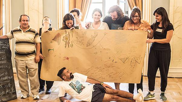 Ένα διαπολιτισμικό Art Residency στο Δημοτικό Θέατρο Πειραιά