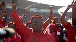 S. Africa's Malema responds to incitement charges: not even prison can silence us