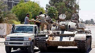 Les forces du GNA encerclent les combattants de l'EI