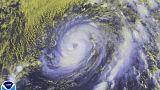 L'archipel des Bermudes balayé par l'ouragan Nicole