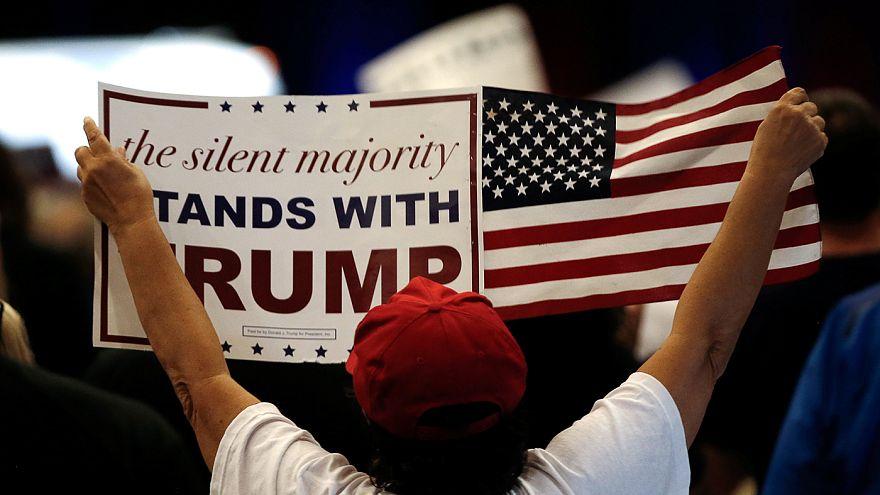 Személyeskedő amerikai kampány