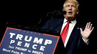 Трамп отбивается от обвинений в домогательствах