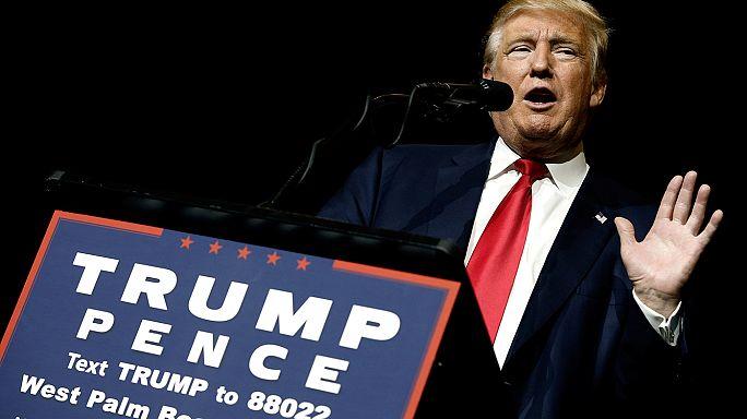 Trump - mehr und mehr Vorwürfe von Frauen